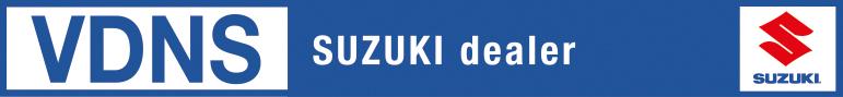 logo's VDNS Suzuki-Brabant Autolease-VDNS Kia Helmond - VDN